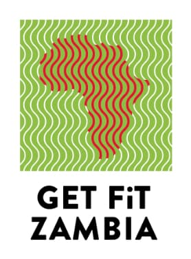 GET FiT Zambia logo