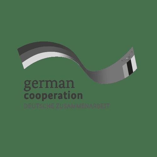 German Cooperation logo